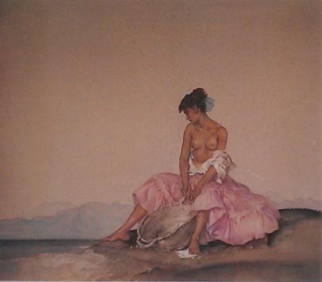 russell flint Ariadne