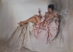 sir william russell flint The Book of Poems limited edition print