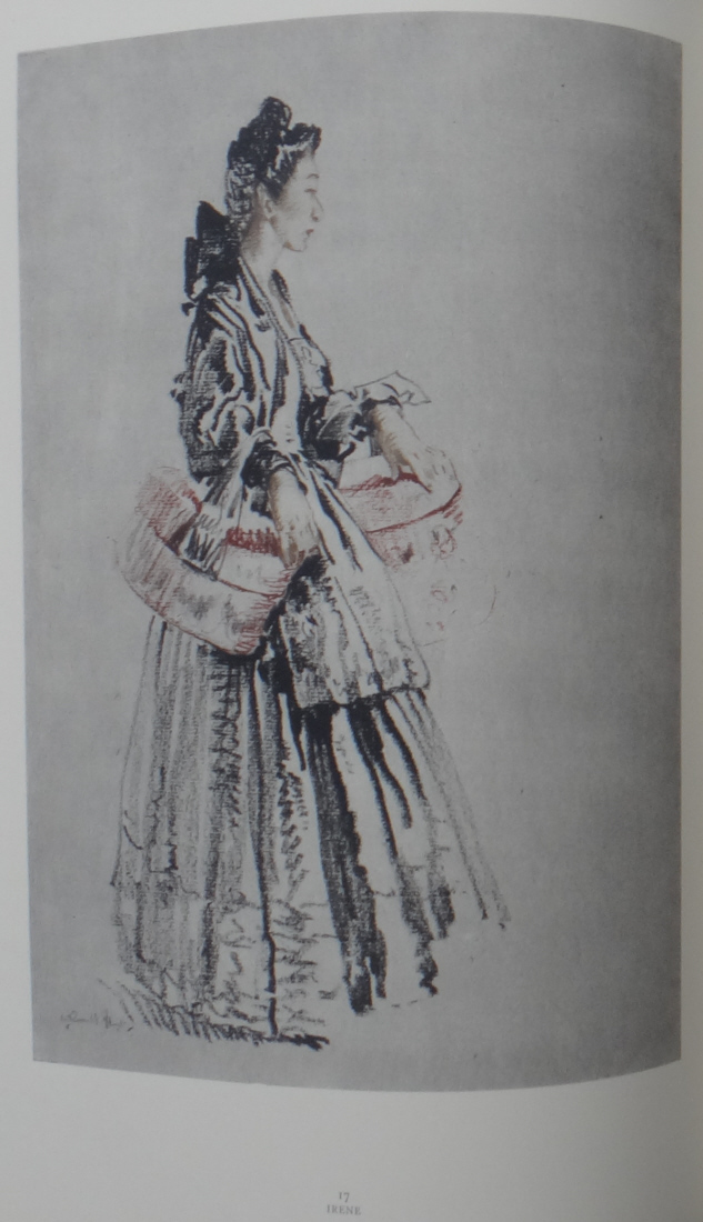 drawings book 1, sir william russell flint