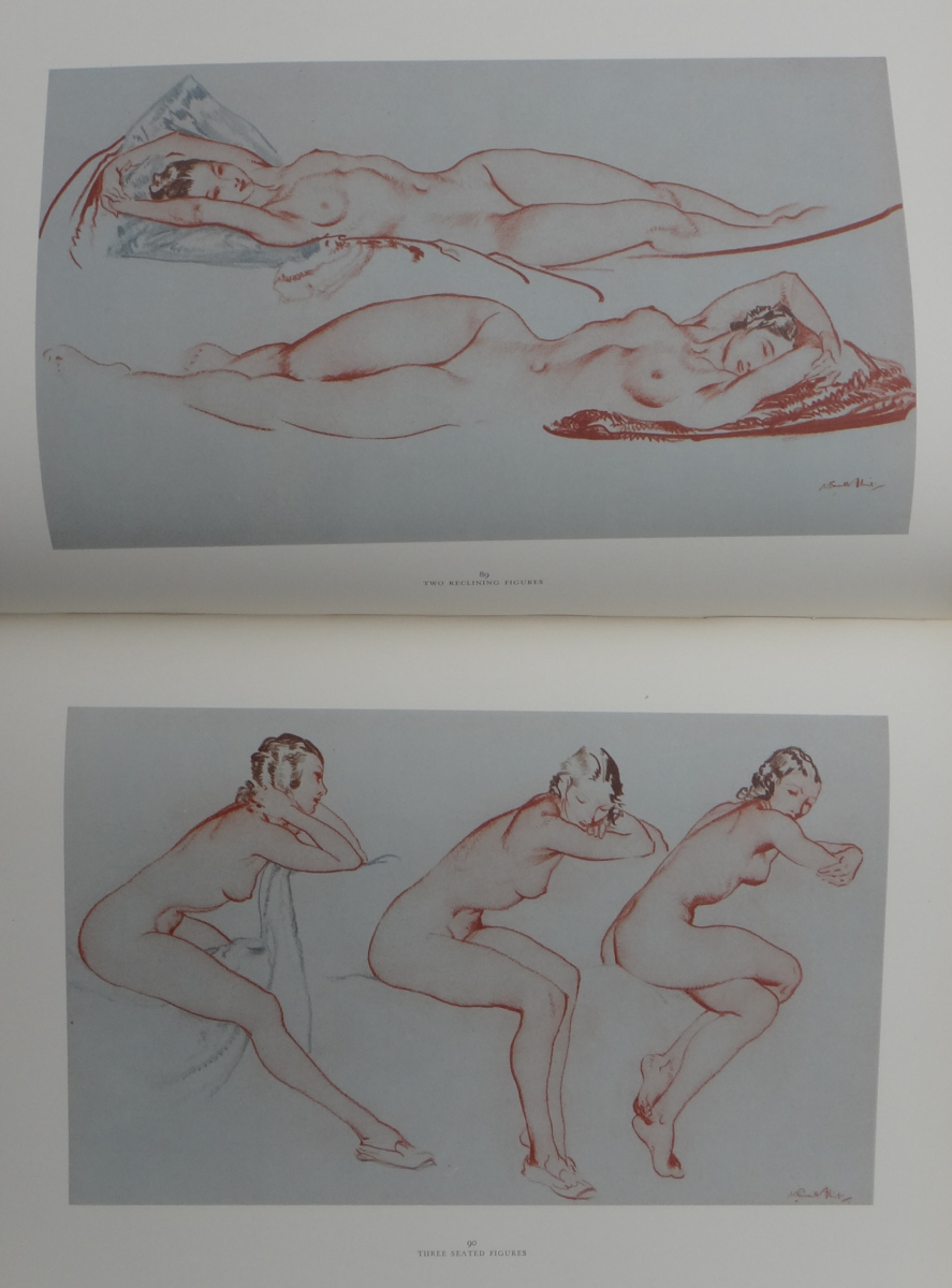 drawings book 3, sir william russell flint