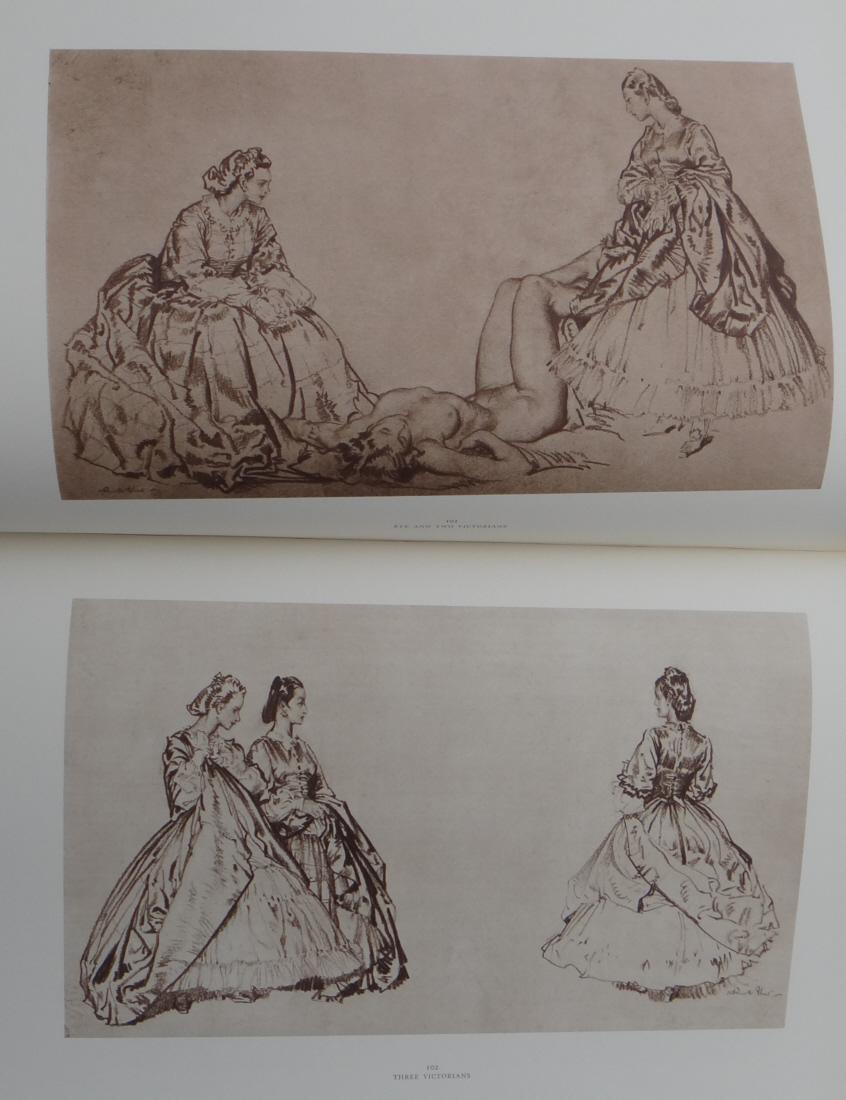 drawings book 4, sir william russell flint