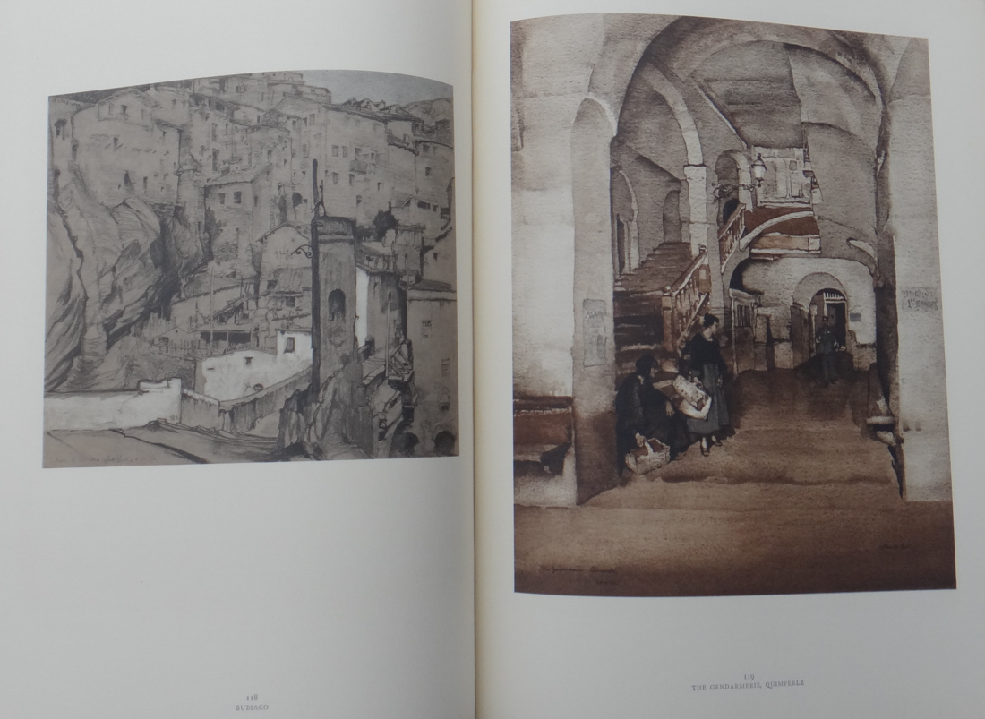 drawings book 6, sir william russell flint