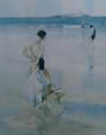 sir william russell flint the guardian signed limited edition print