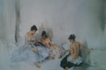 sir william russell flint act II scene I limited edition print