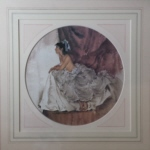 sir william russell flint Amanda limited edition print