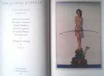 sir william russell flint lisping goddess signed limited edition book