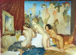 sir william russell flint Models for Goddesses signed limited edition print