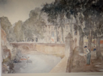 sir william russell flint my father brantome signed limited edition prints