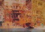 russell flint limited edition print, palazzo