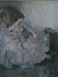 sir william russell flint, Portrait of Cecilia, limited edition print