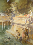 sir william russell flint The Hedonists signed limited edition print