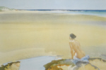 sir william russell flint Araminta signed limited edition print