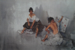 sir william russell flint subject of two limited edition print